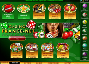 Casino FranceNet