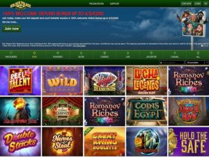 Casino Golden Palace Games