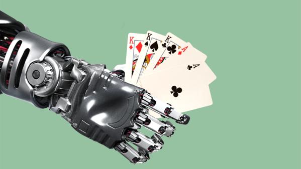 casino robotisé