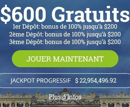 europalace bonus du casino